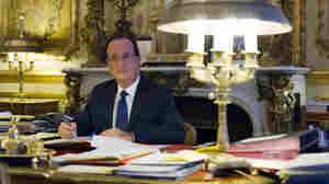 "France's President Francois Hollande. His predecessor, Nicolas Sarkozy, reportedly thinks he's ""a ridiculous little fat man."""