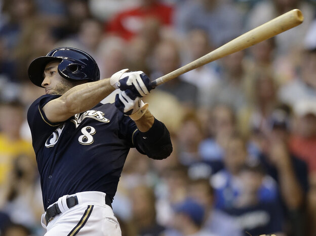 Ryan Braun of the Milwaukee Brewers has been suspended for the rest of the 2013 season after violating Major League Baseball's drug policy.