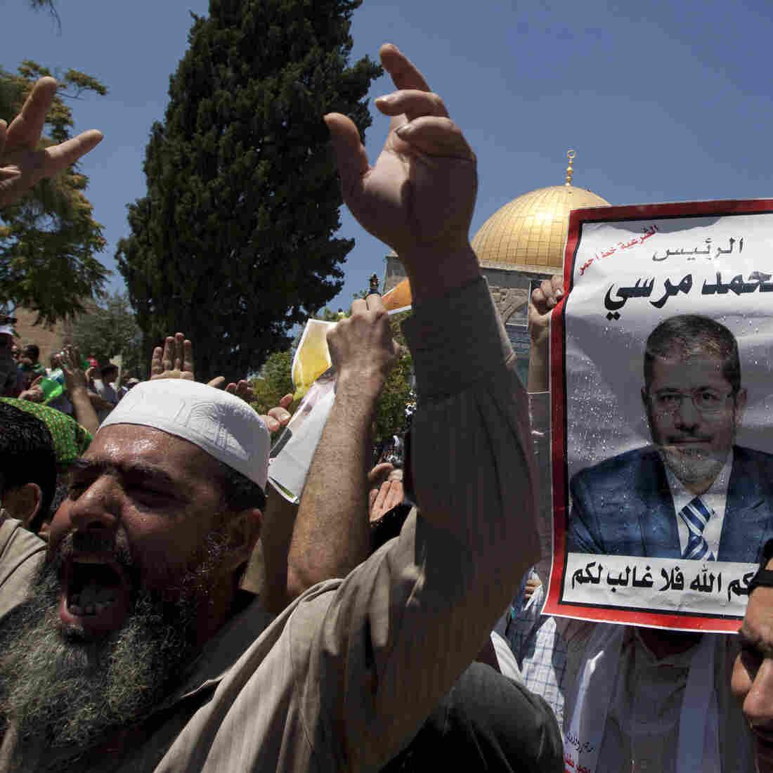 Egypt Opens Murder, Conspiracy Investigation Against Morsi