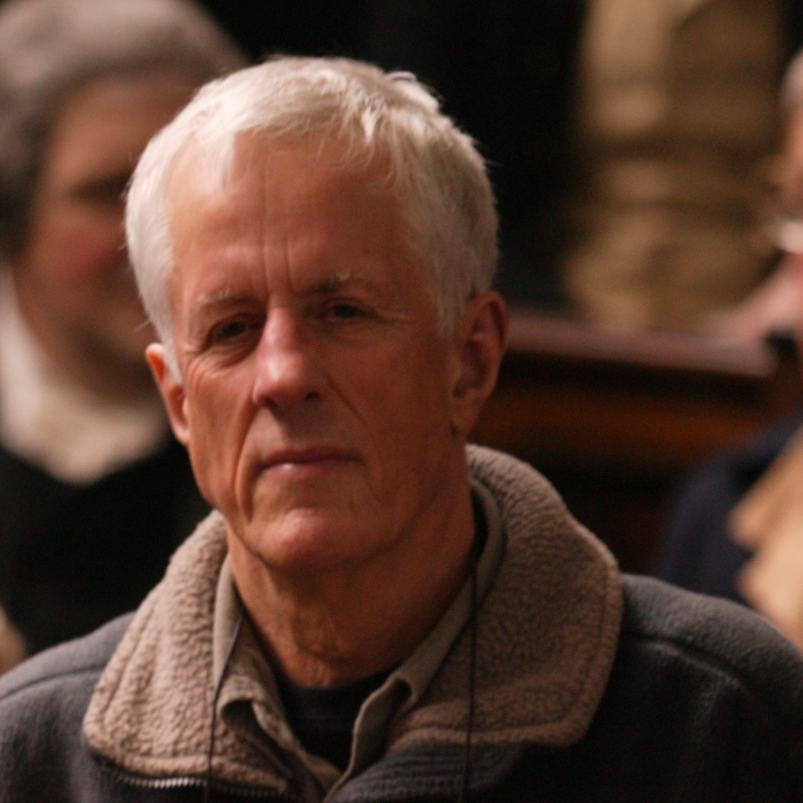 Michael Apted, the director of the Up series, also directed the James Bond film The World Is Not Enough.