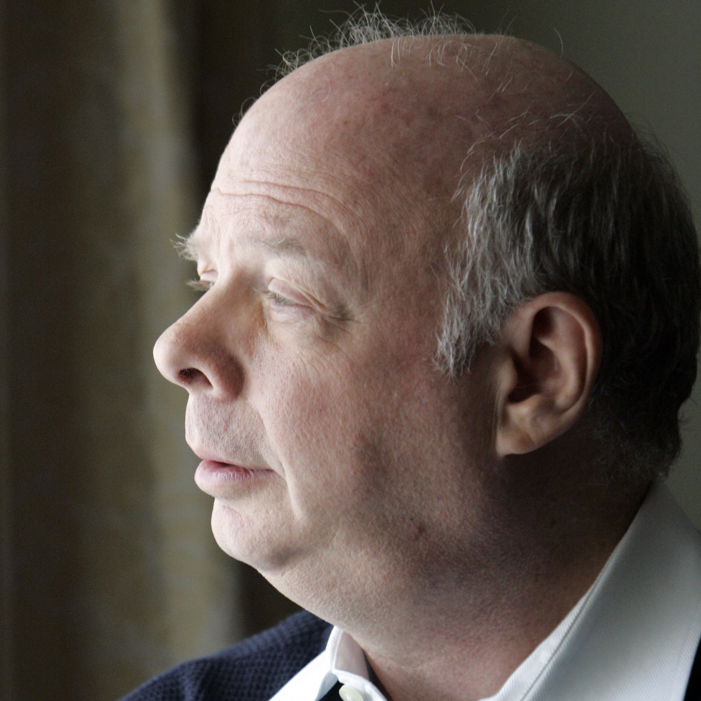 Wallace Shawn wrote the plays The Designated Mourner and Grasses of a Thousand Colors. He also co-wrote and co-starred in My Dinner with Andre.