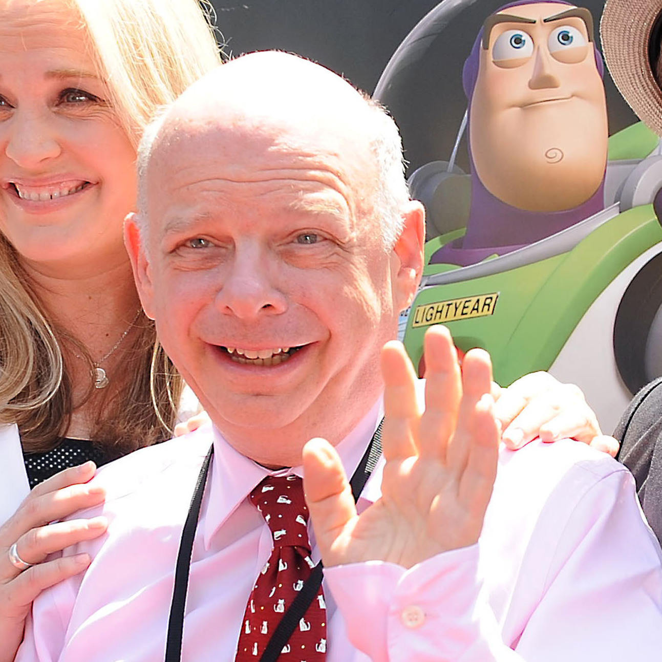 Wallace Shawn has also lent his voice and acting talents to more comic films, such as the Toy Story series and The Princess Bride.