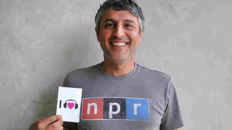 Reza Aslan Hearts NPR