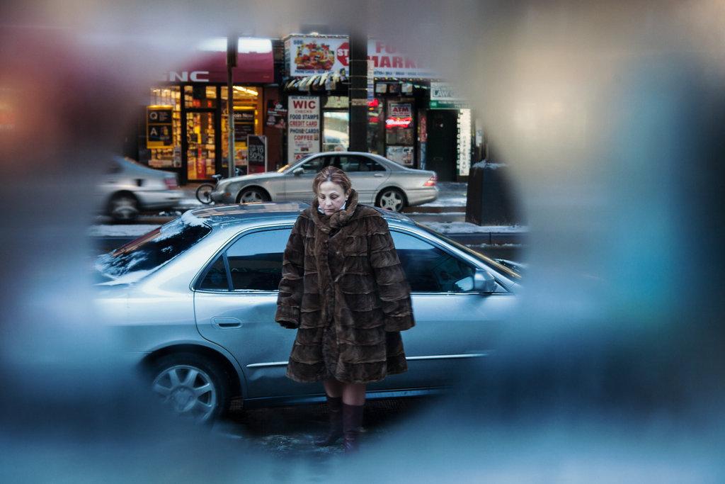 Street scene, January 2013