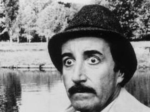 Inspector Clouseau (Peter Sellers) would surely crack the case.