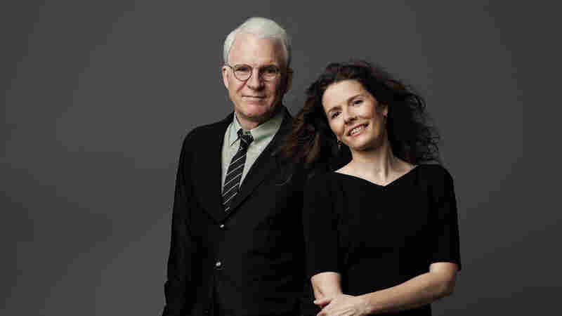 Steve Martin and Edie Brickell On World Cafe