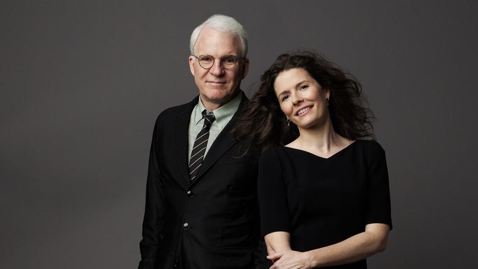 Steve Martin & Edie Brickell (Courtesy of the artist)