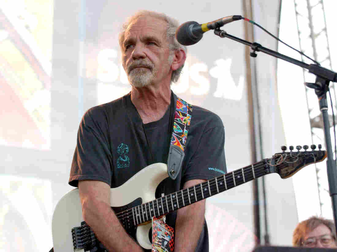 """J.J. Cale wrote hits including """"After Midnight"""" and """"Cocaine"""" for Eric Clapton."""