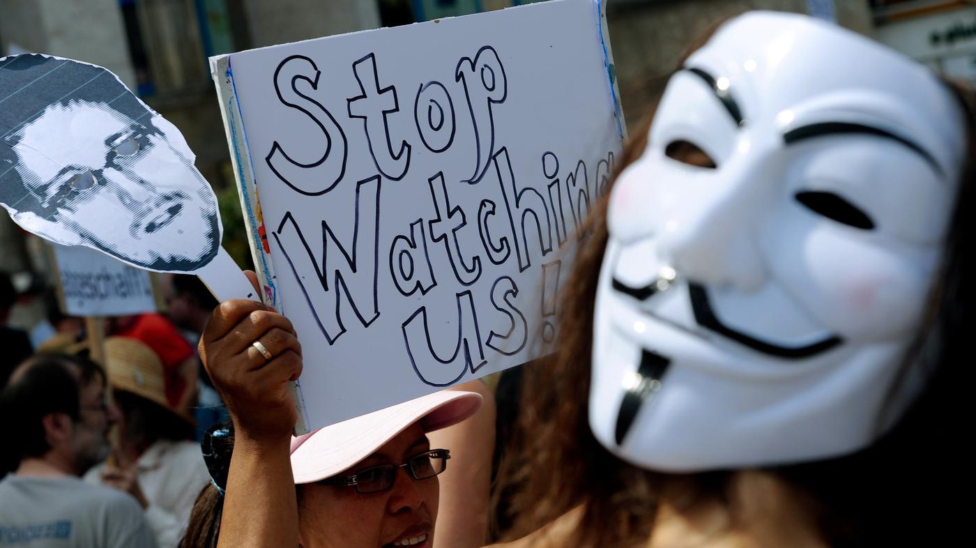 Which Citizens Are Under More Surveillance, U.S. Or European?