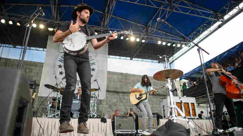 The Avett Brothers, Live In Concert