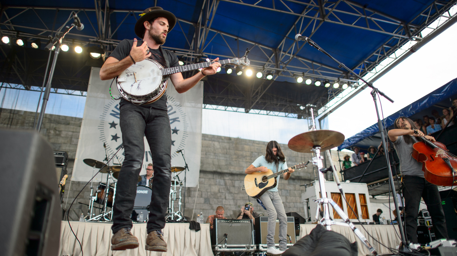 The Avett Brothers, Live In Concert : NPR Part 95