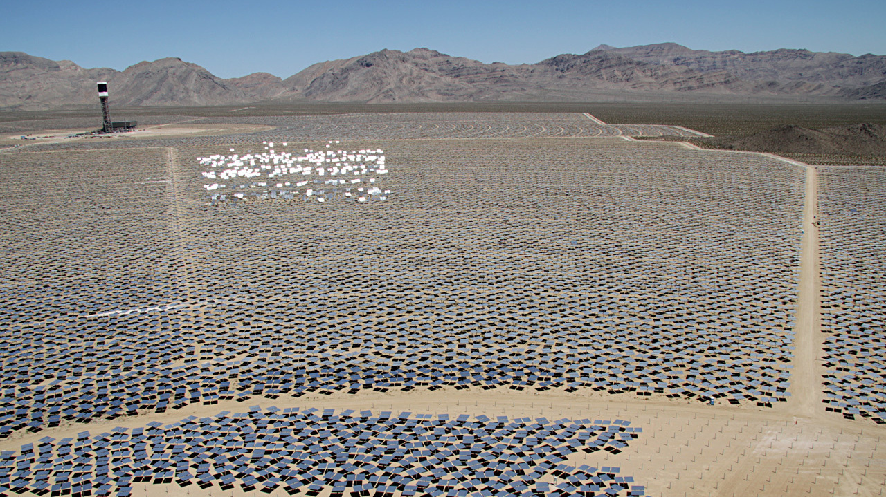 Massive Solar Plant A Stepping Stone For Future Projects Npr