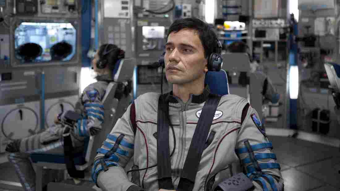 Daniel Luxembourg (Christian Camargo) is chief scientist on a doomed mission to one of Jupiter's moons in Europa Report, a found-footage whatdunnit with sci-fi-thriller ambitions.