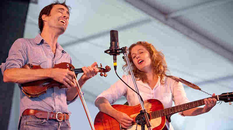 Newport Folk Festival 2013: Day Three In Photos