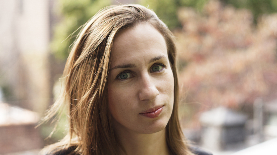 Adelle Waldman has written for The New Republic and Slate. The Love Affairs of Nathaniel P. is her first novel. (Courtesy of Henry Holt and Co., LLC)