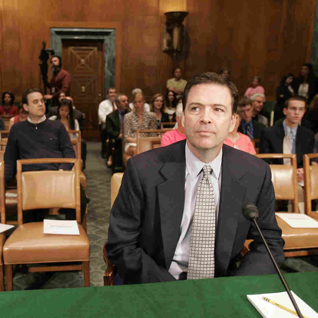 Senate Confirms James Comey As Next FBI Director