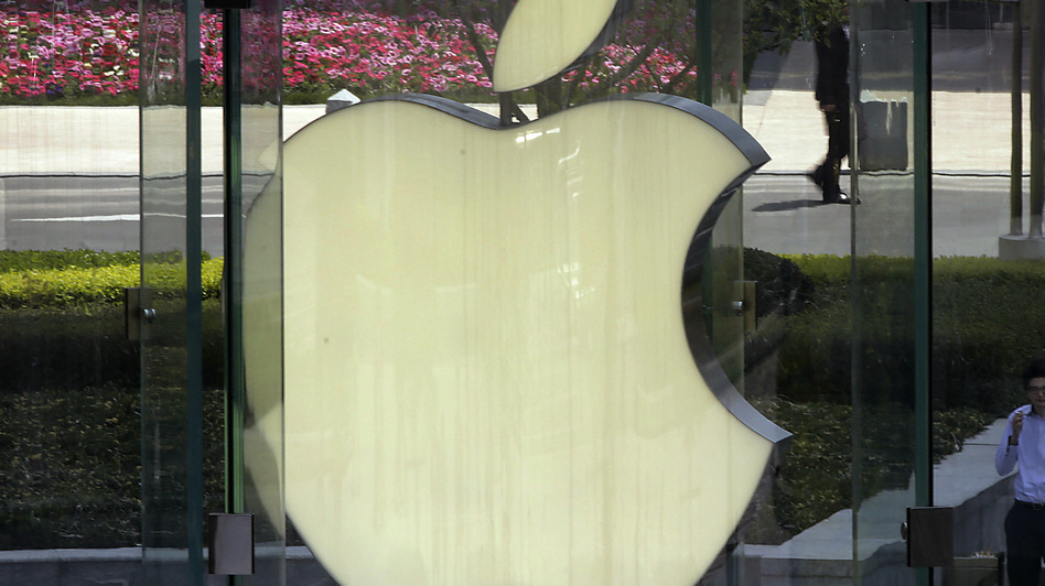 Apple is under fire again for labor violations at its supplier's factories in China. (AP)