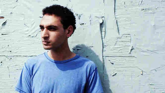 New York-based composer Mohammed Fairouz.