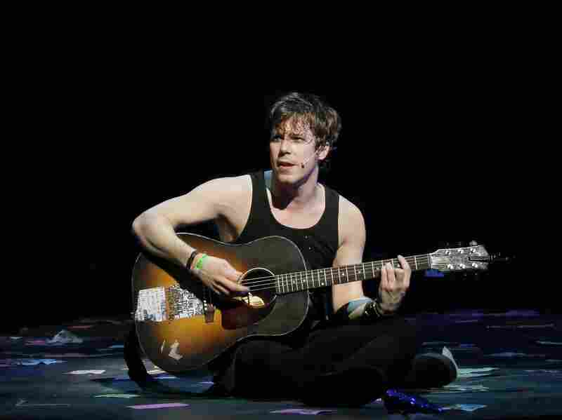 Gallagher says American Idiot was one of the most physically intense shows he has ever done.