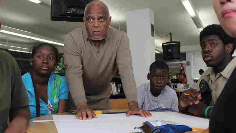 To '60s Civil Rights Hero, Math Is Kids' Formula For Success