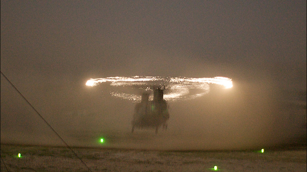 Rotor sparks 3