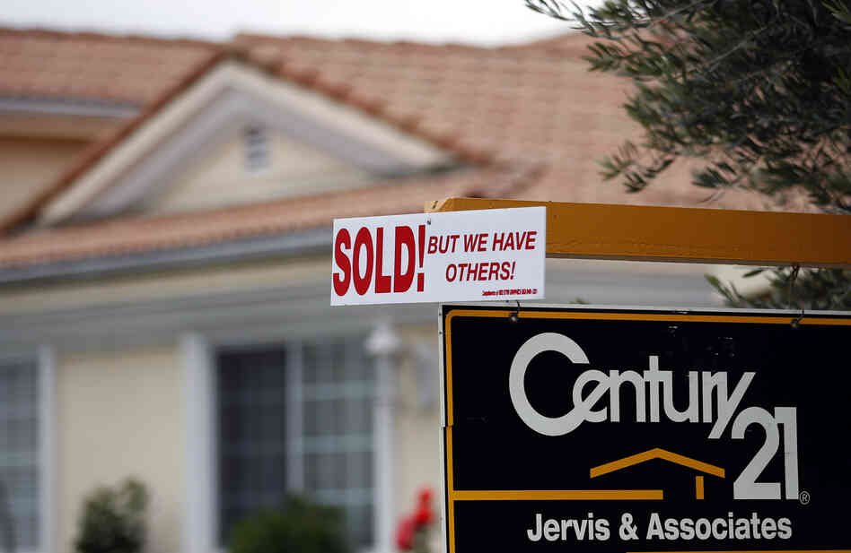 Home prices increased during May in t