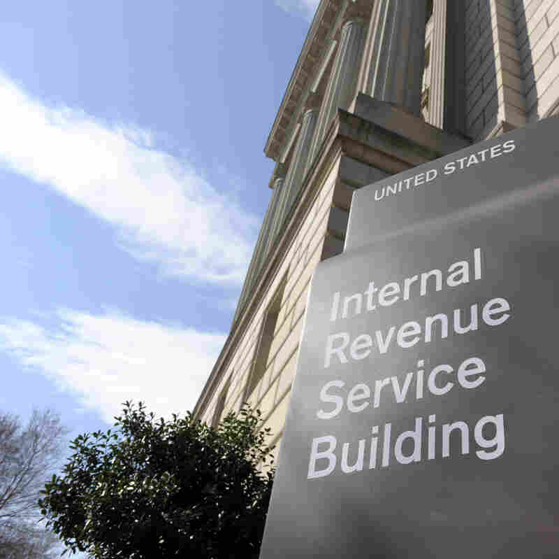 Report: IRS Scrutiny Worse For Conservatives