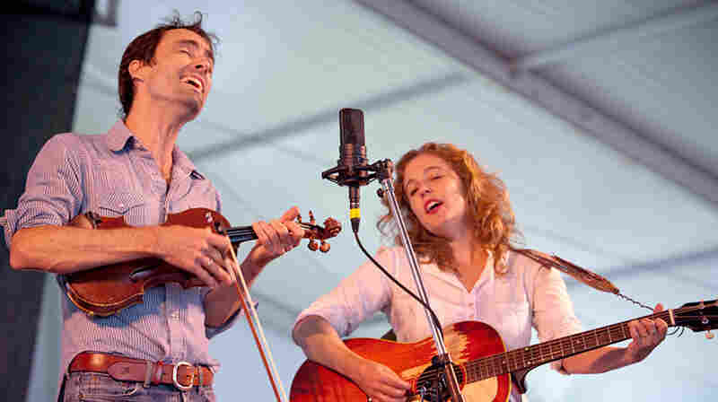Andrew Bird at the 2013 Newport Folk Festival