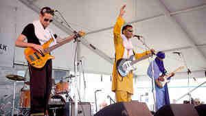 Bombino at the 2013 Newport Folk Festival