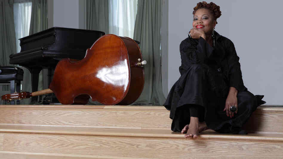 Dee Alexander is among the artists leading a band for the first time at the 2013 Newport Jazz Festival.