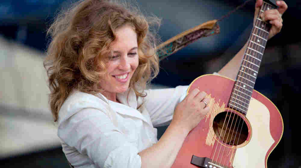 Tift Merritt at the 2013 Newport Folk Festival