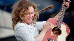 Tift Merritt at the 2013 Newport Folk Festival