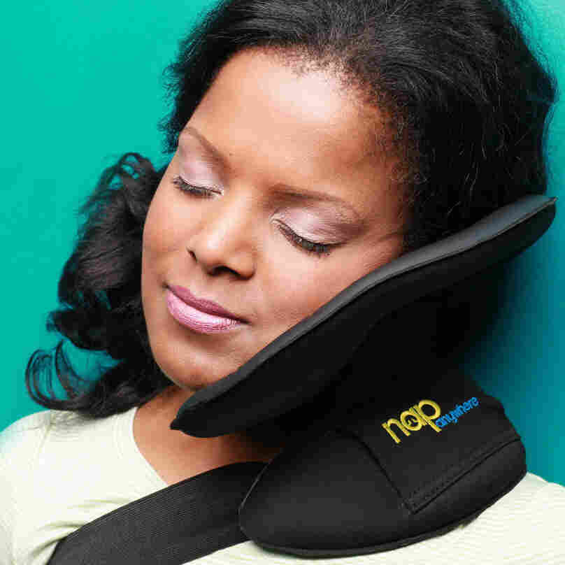 Weekly Innovation: A Better Travel Neck Pillow