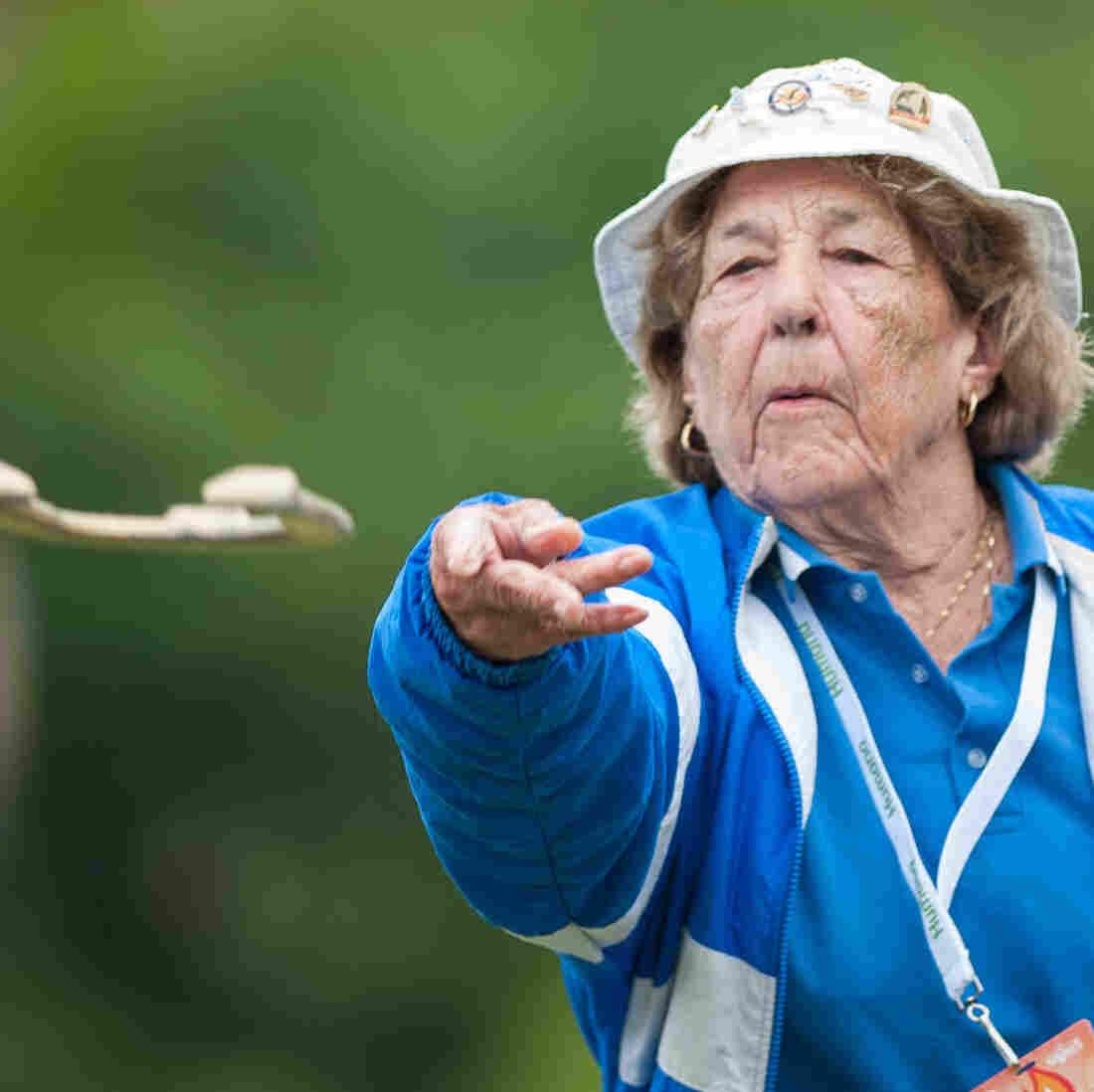 Pickleball, Anyone? Senior Athletes Play New Games And Old
