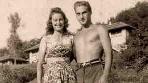 "It was at the Catskills' Avon Lodge in 1942 that comic and actor Sid Caesar would meet Florence Levy, a kids' counselor, niece of the owner and later Caesar's much-adored wife of nearly seven decades. ""I thought he would be just a nice boyfriend for the summer,"" she told a California newspaper not long before her death in 2010."