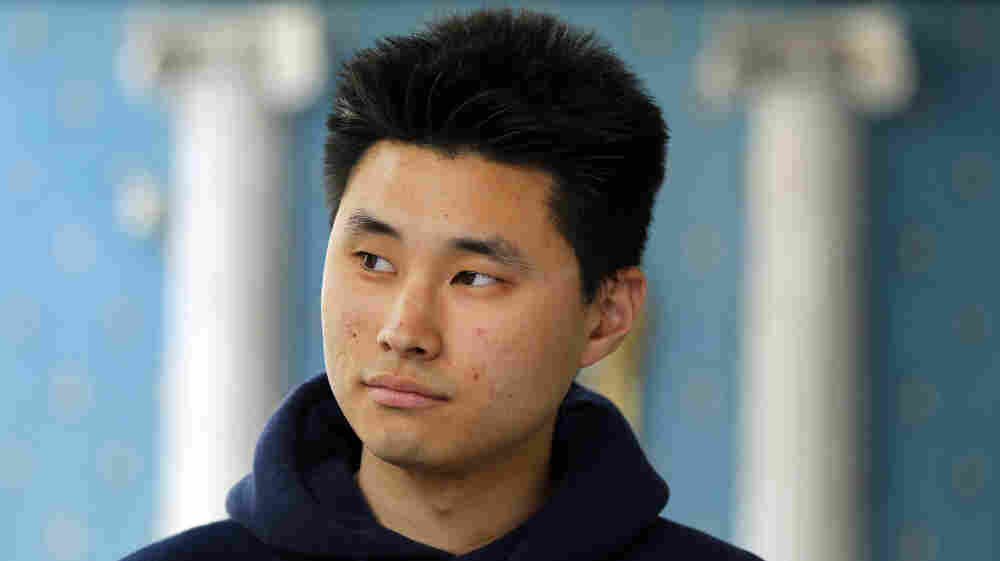 Daniel Chong spent more than four days in a federal holding cell without food or water.