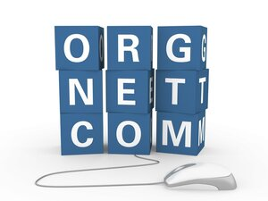Suffixes like .org, .net and