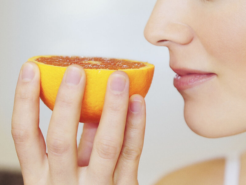 Can The Smell Of Oranges Help Dieters Resist Sweet Treats? : The Salt : NPR
