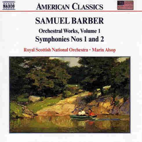 Samuel Barber's Symphony No. 1.