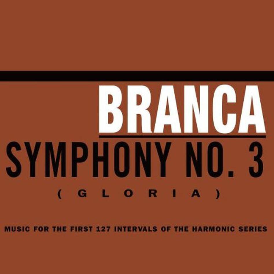 Glenn Branca's Symphony No. 3.