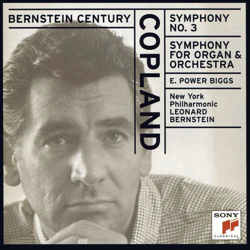Aaron Copland's Symphony No. 3.