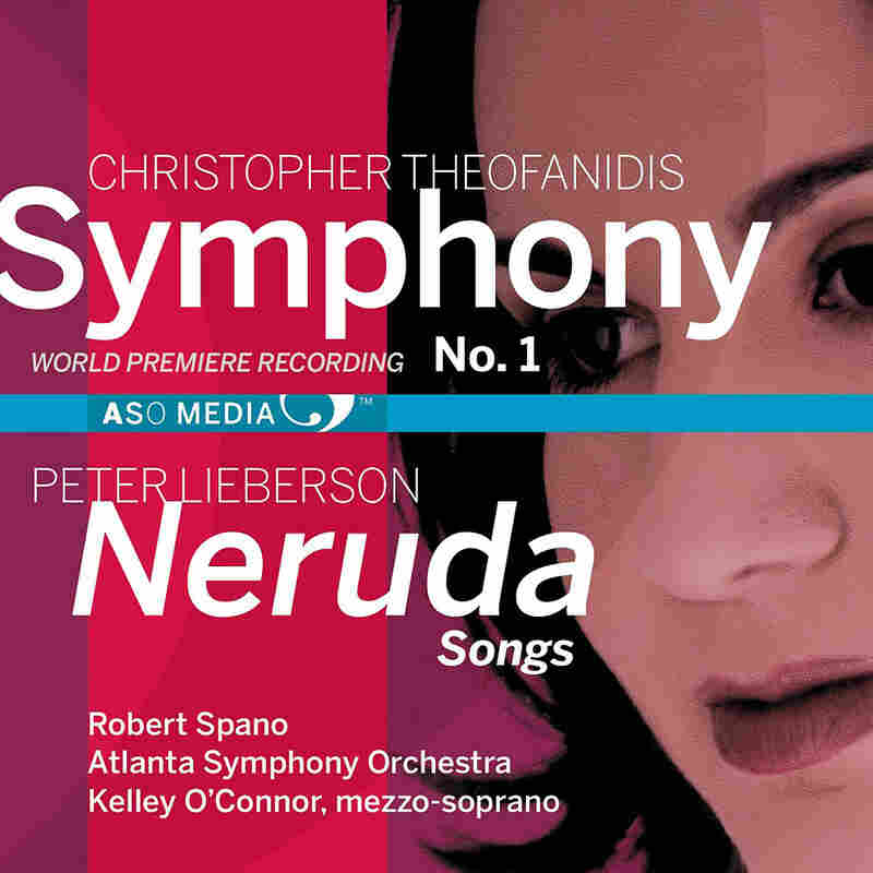 Christopher Theofanidis' Symphony No. 1.