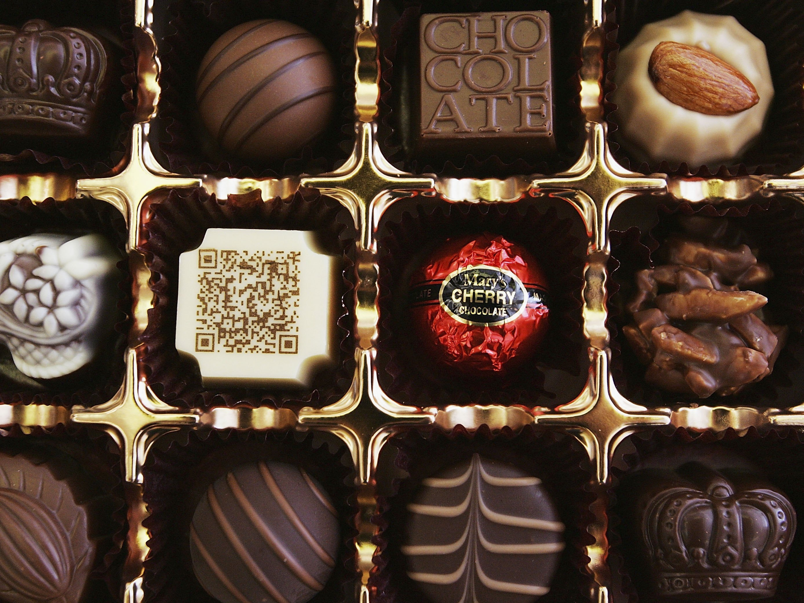 Book News: The Smell Of Chocolate Boosts Book Sales, Study Says