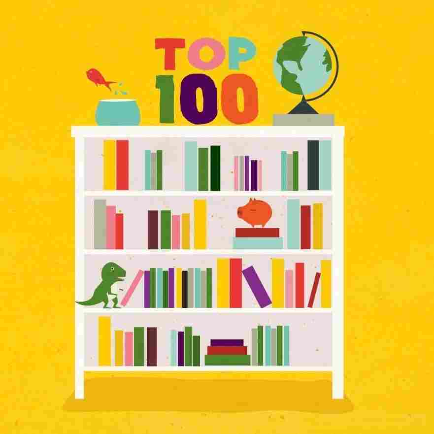 The Ultimate Backseat Bookshelf: 100 Must-Reads For Kids 9-14