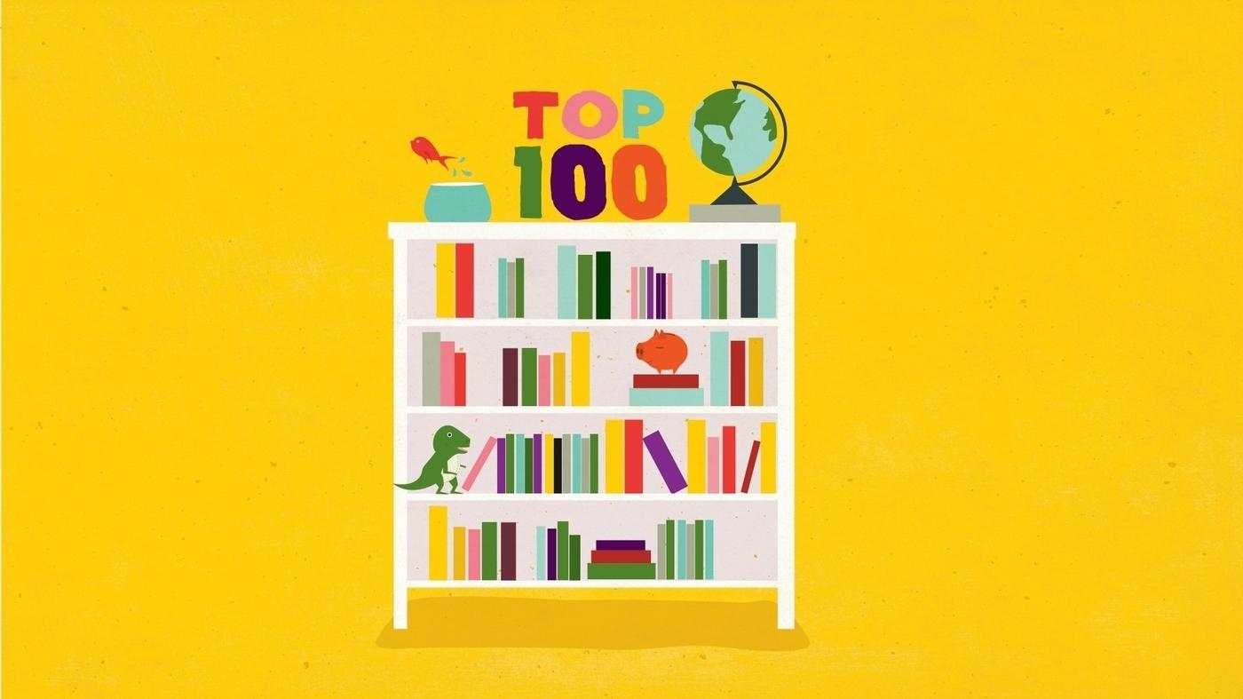 The Ultimate Backseat Bookshelf 100 Must Reads For Kids 9 14 Npr