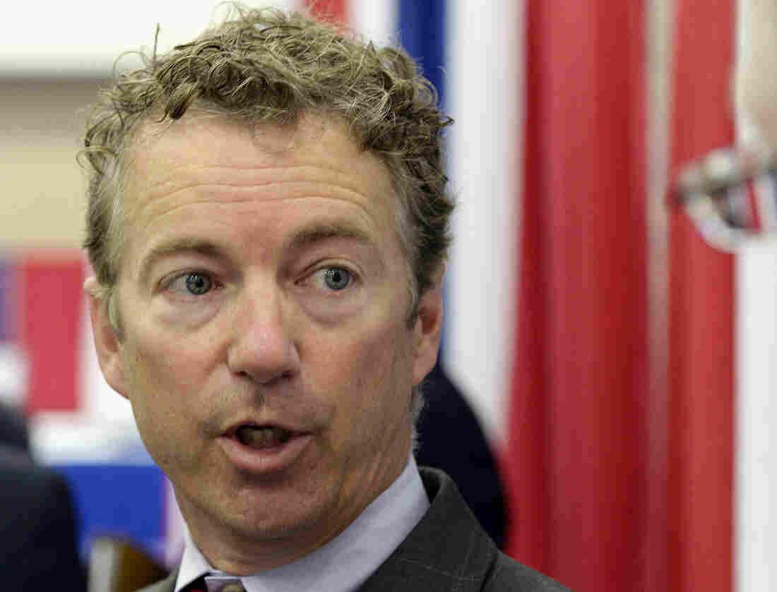 Sen. Rand Paul of Kentucky