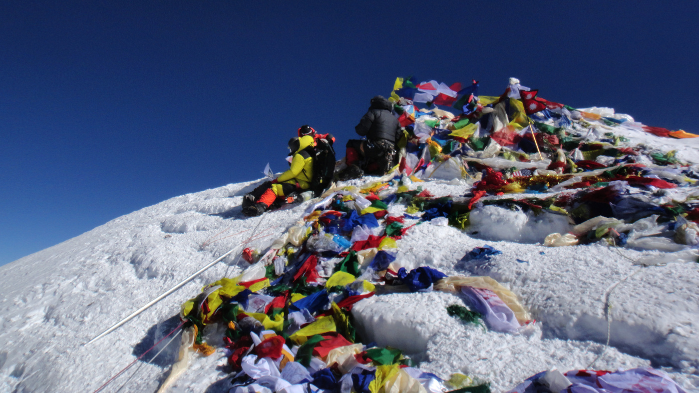 Nepal To Clamp Down On Everest Expeditions : The Two-Way : NPR
