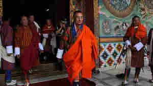 Bhutan's New Prime Minister Says Happiness Isn't Everything