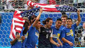 U.S. Men's Soccer Is On A Roll — All The Way To Rio?