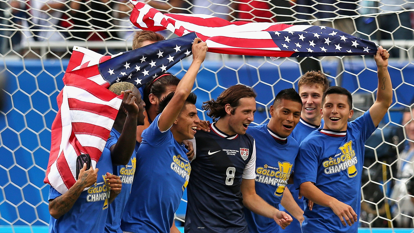 U.S. Men's Soccer Is On A Roll — All The Way To Rio? : The ...
